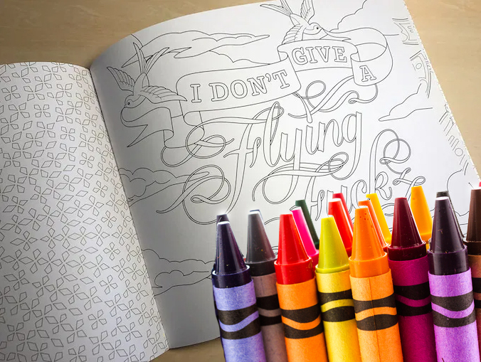 7 Funny Adult Coloring Books Every Parent Should Own