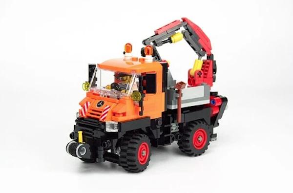 LEGO car blog