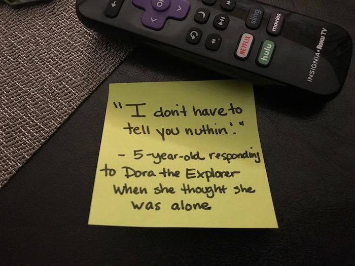 parenting note #368