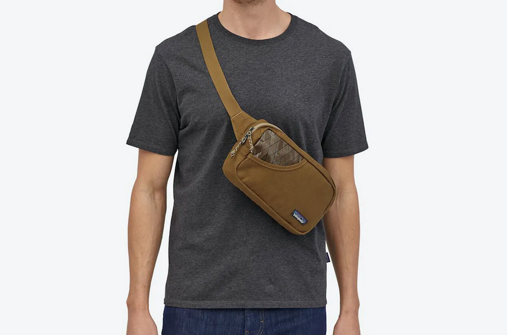 Stand Up Belt Bag Patagonia 1
