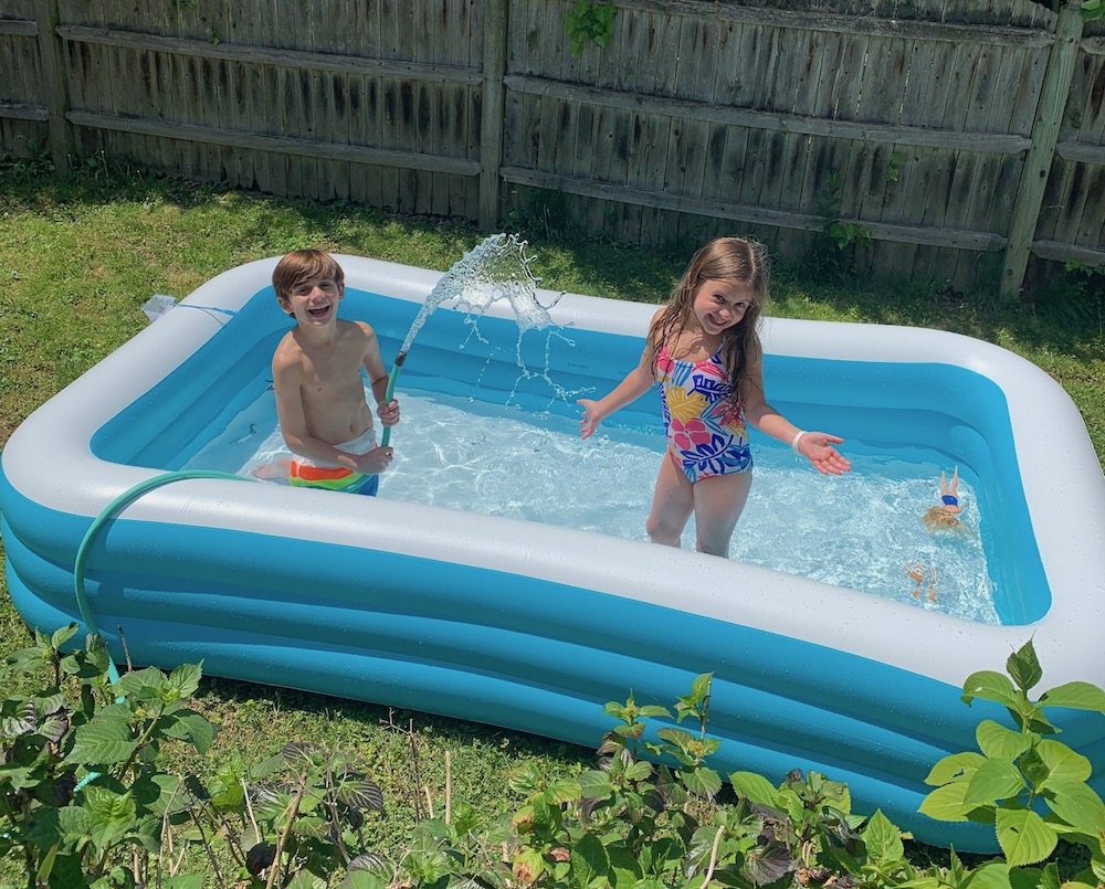 10 foot swimming pool Play Day