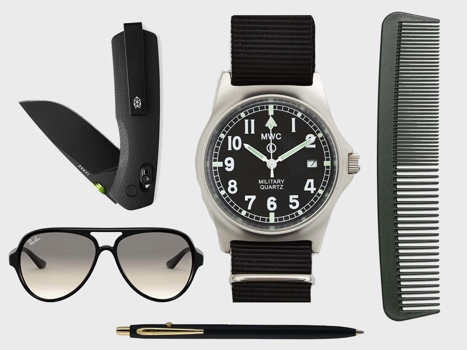 Every Dad Carry Black