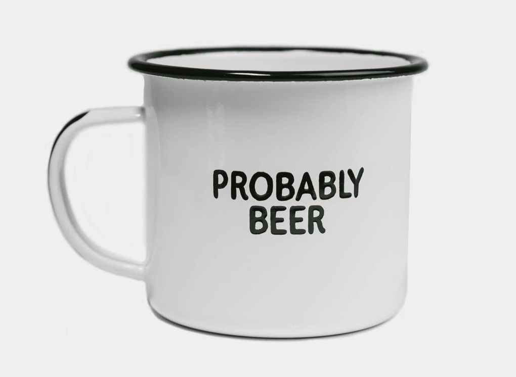 Probably Beer Coffee Mug