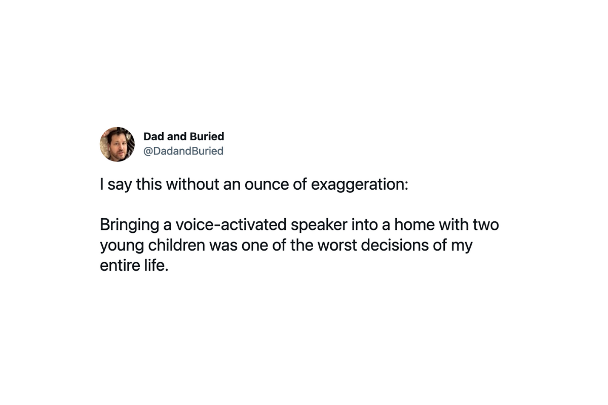 Funniest Parenting Tweets Of The Week