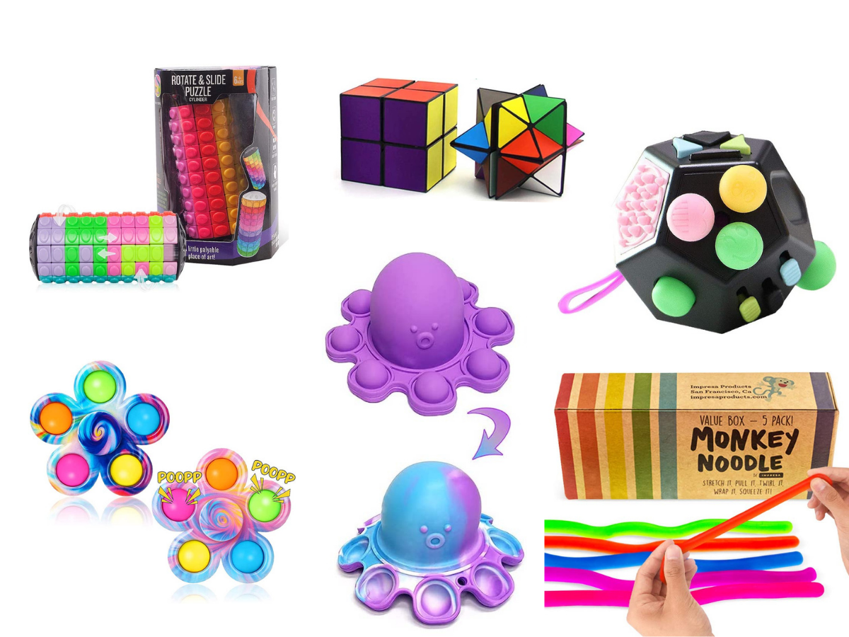 Fidget Toys For Kids New 2021